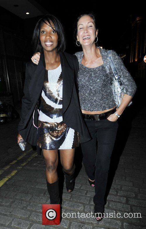 Denise Lewis and Guest 2