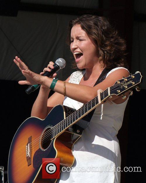 Country Music performer Ashton Shepherd  The Jamboree...