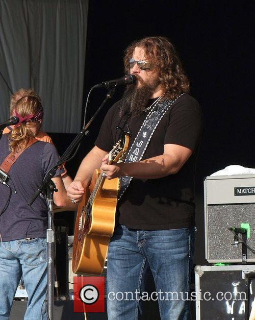 Country singer Jamey Johnson The Jamboree in the...