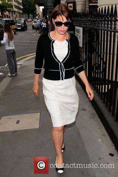 Sadie Frost attends the opening of the James...