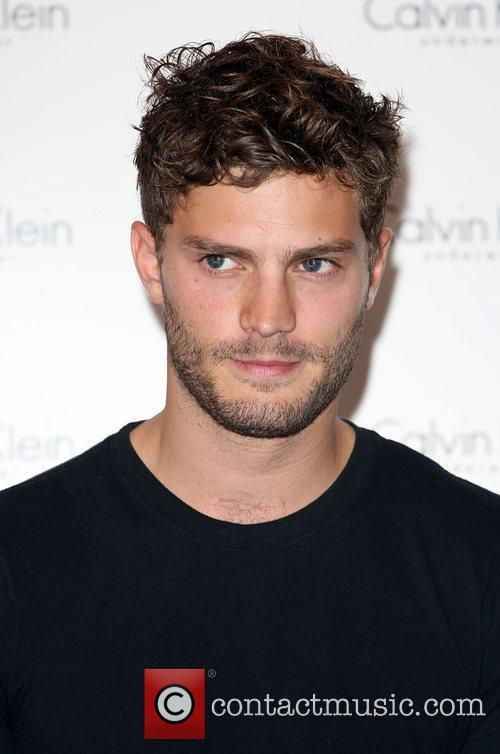 Jamie Dornan and Calvin Klein 5