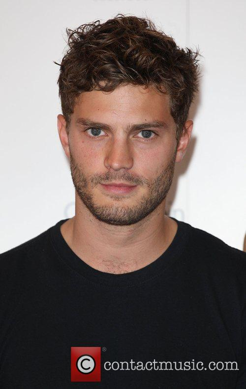 Jamie Dornan and Calvin Klein 4