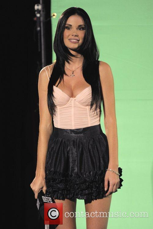 Jayde Nicole and Mtv 10