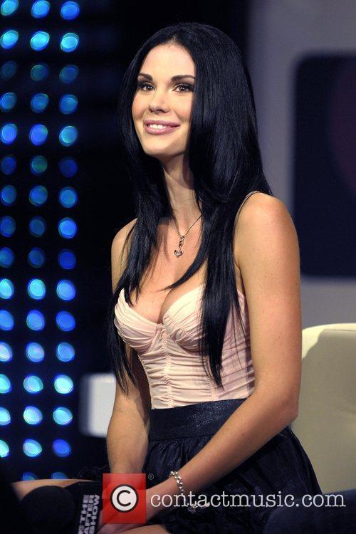Jayde Nicole and MTV 12