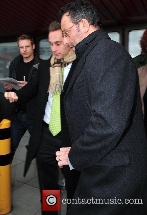 Jean Reno and Mtv 2