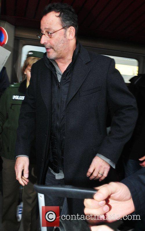 Jean Reno and Mtv 5