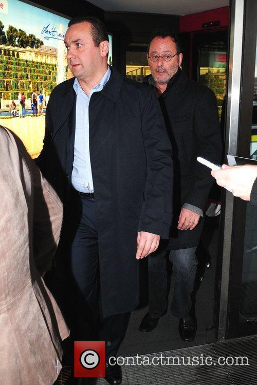 Jean Reno and Mtv 4