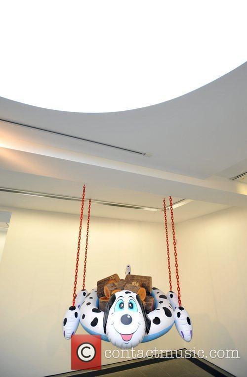 Jeff Koons: Popeye Series - press view held...