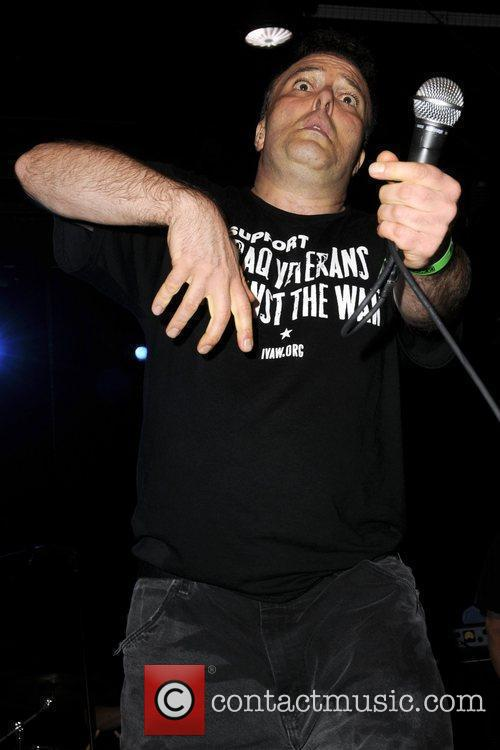 Jello Biafra (Dead Kennedys)  performs with The...