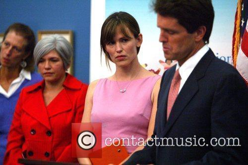 Artist Ambassador and Jennifer Garner 10