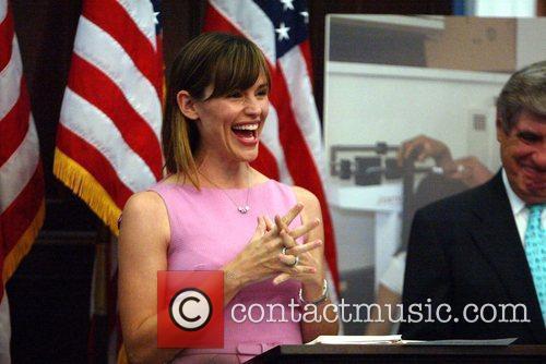 Artist Ambassador and Jennifer Garner 6