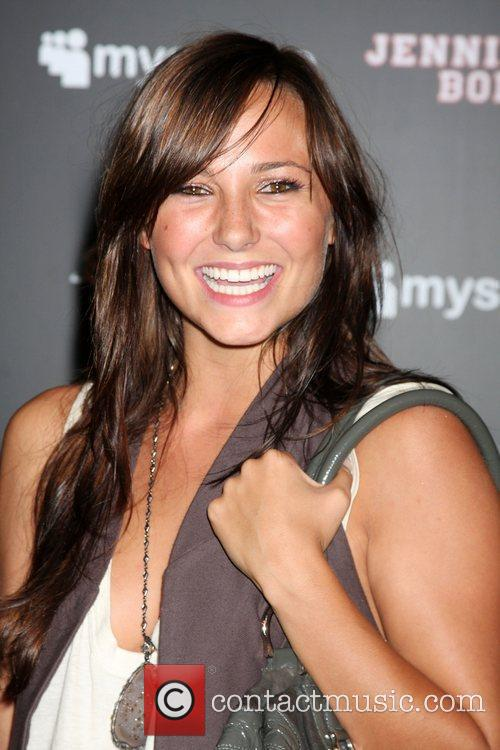 Briana Evigan Myspace and IGN host a party...