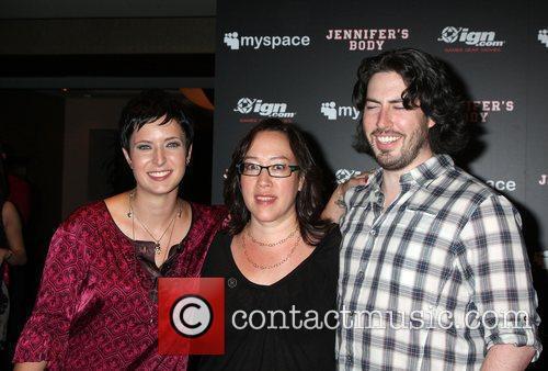Diablo Cody, Karyn Kusama and Jason Reitman Myspace...