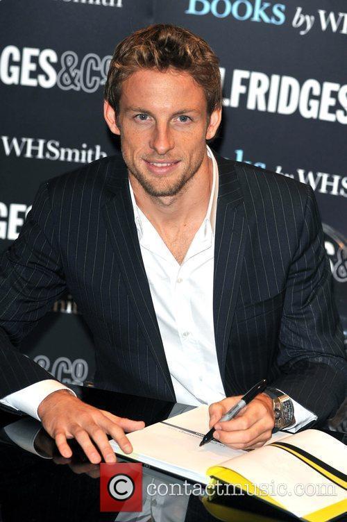 Jenson Button  The 2009 Formula One World...