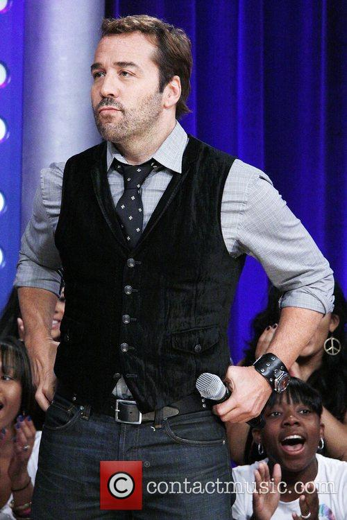 'The Goods' star Jeremy Piven visits BET's 106...