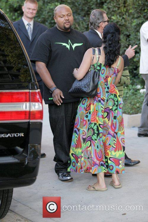 Damon Elliott and Halima Rashid visit a luxury...