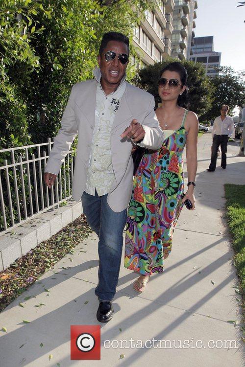 Jermaine Jackson and Halima Rashid 11