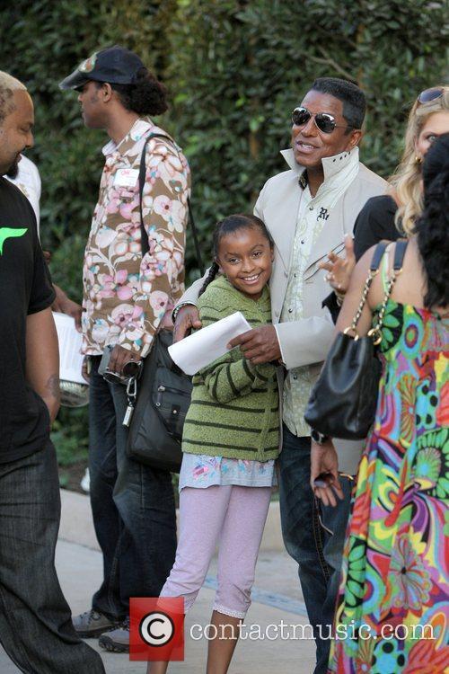 Jermaine Jackson and Halima Rashid 9