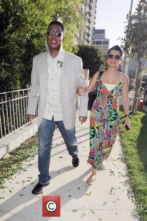 Jermaine Jackson and Halima Rashid 7