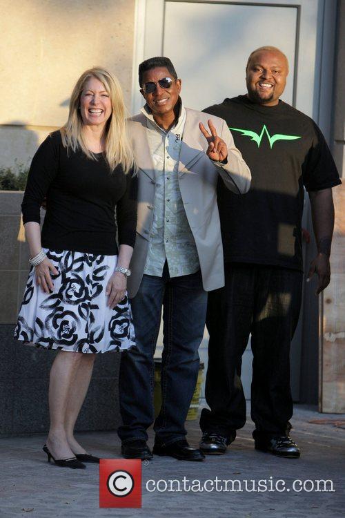 Jermaine Jackson and Damon Elliott 10