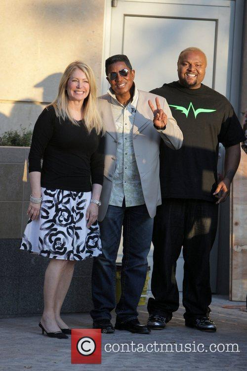 Jermaine Jackson and Damon Elliott 6