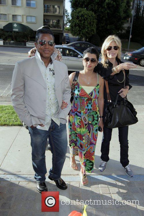Jermaine Jackson, Halima Rashid and Shawn King 5