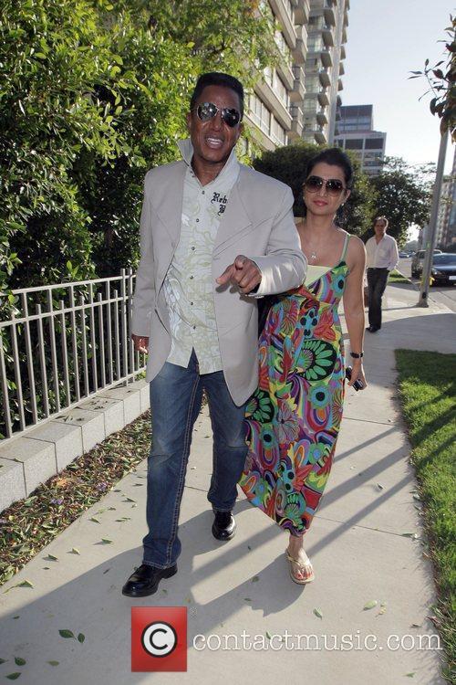 Jermaine Jackson and Halima Rashid 3