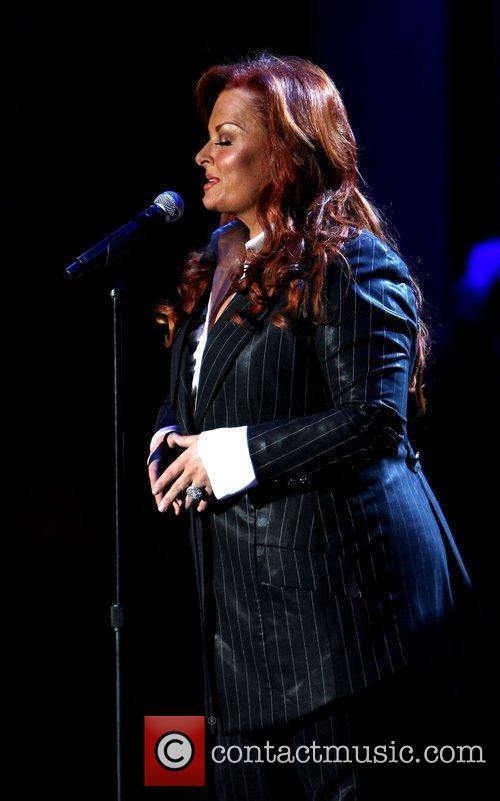 Wynonna Judd and Jerry Lewis 1
