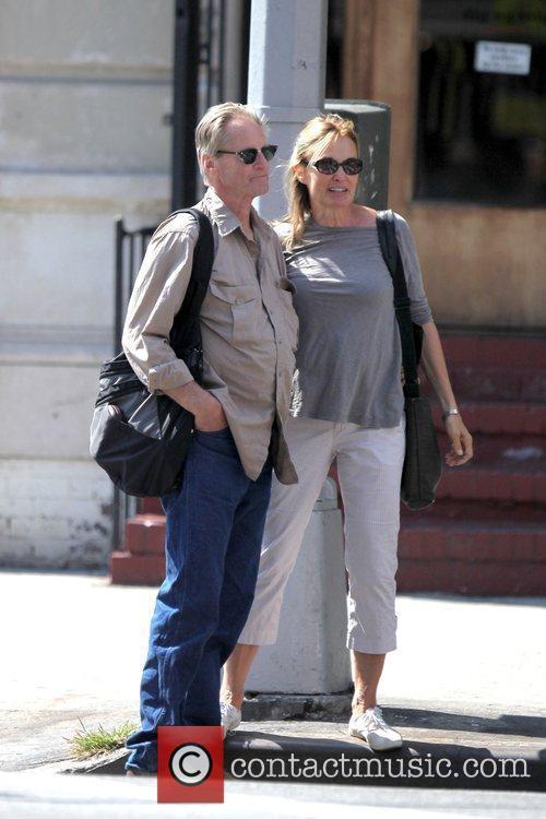 Jessica Lange and Sam Shepard 8