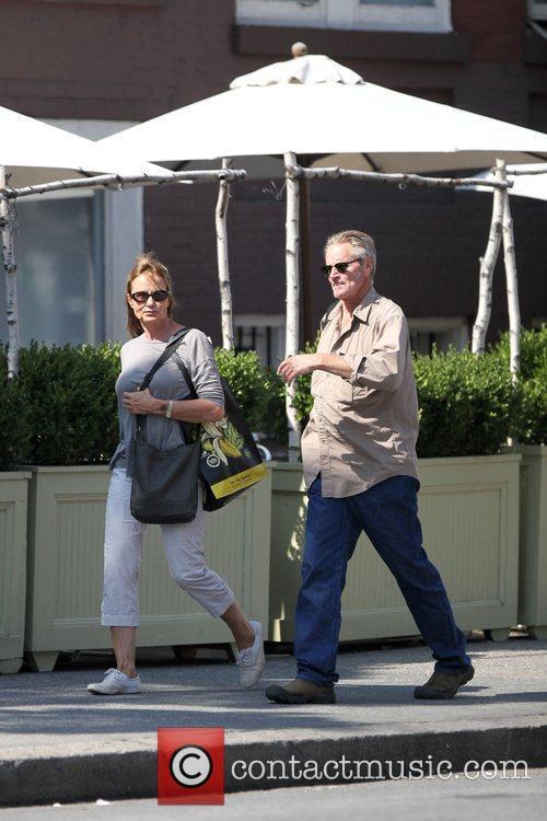 Jessica Lange and Sam Shepard 4