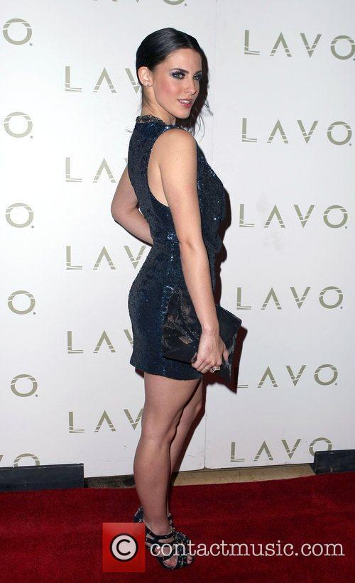 Celebrates her 21st Birthday at LAVO Nightclub Inside...