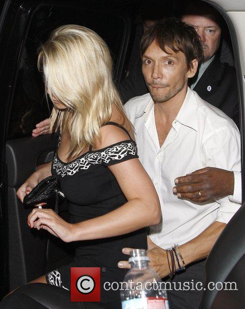 Jessica Simpson and Ken Paves 9