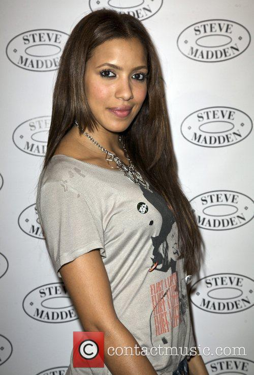 actress and mtv host julissa bermudez  steve...
