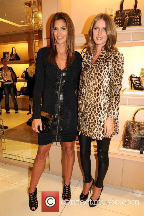 Cindy Crawford and Nicky Hilton 8