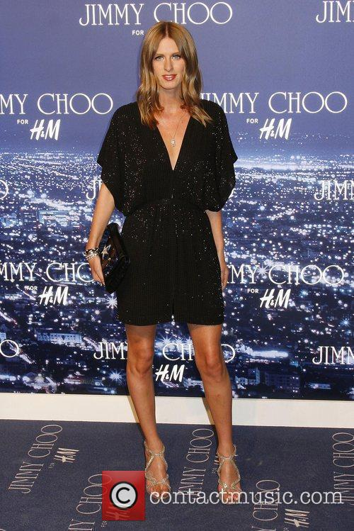 Nicky Hilton arriving at the Jimmy Choo for...