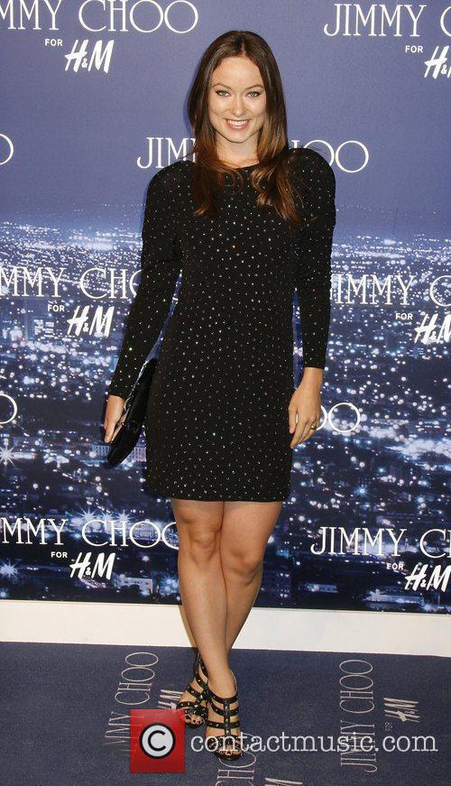 Arriving at the Jimmy Choo for H&M Launch...