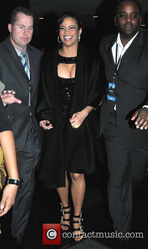 Paula Patton and Jimmy Fallon 5