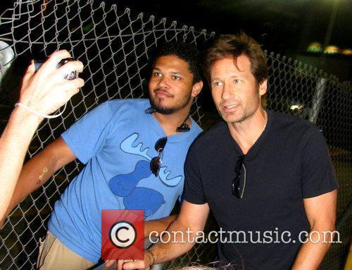 David Duchovny and Jimmy Kimmel 3