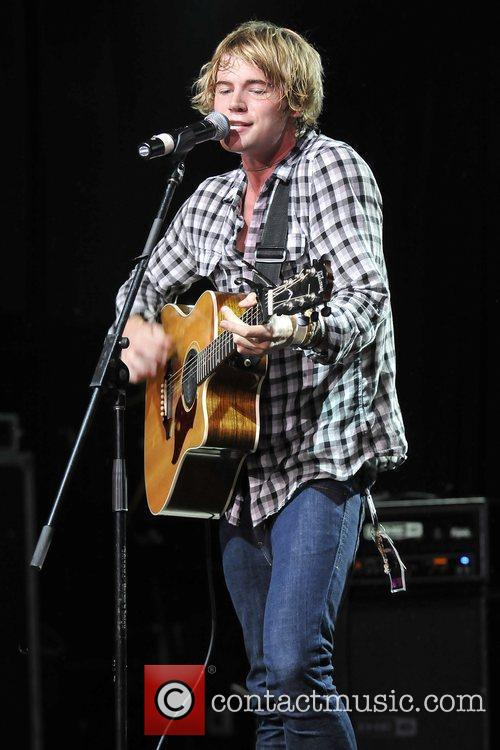 Jimmy Robbins performs at Revolution Live Fort Lauderdale,...