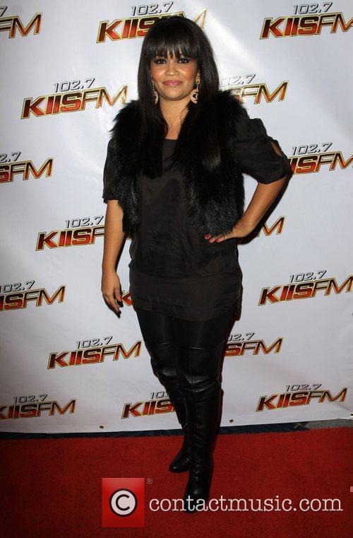 KISS FM's Jingle Ball 2009 at the Nokia...