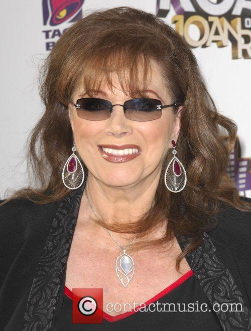 Jackie Collins, Cbs and Joan Rivers 1