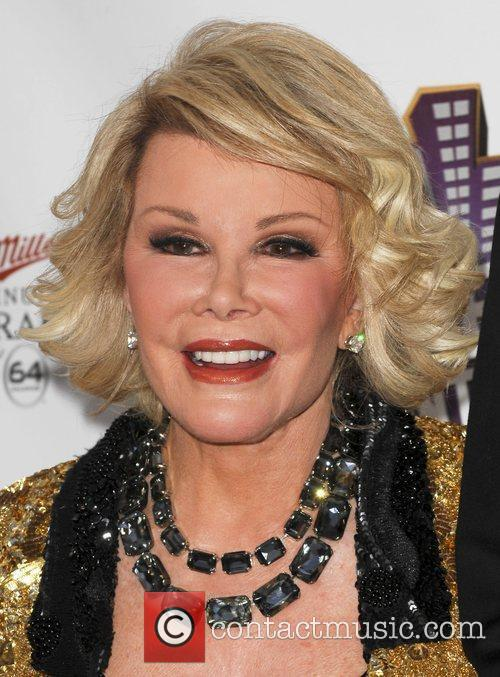 Joan Rivers and Cbs 4