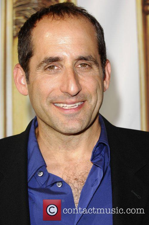 Peter Jacobson, Cbs and Joan Rivers 3