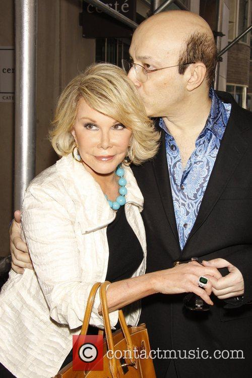 Joan Rivers and Norm Zada 1