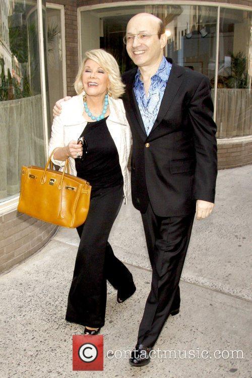 Joan Rivers and Norm Zada 15