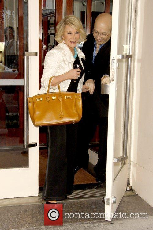 Joan Rivers and Norm Zada 19