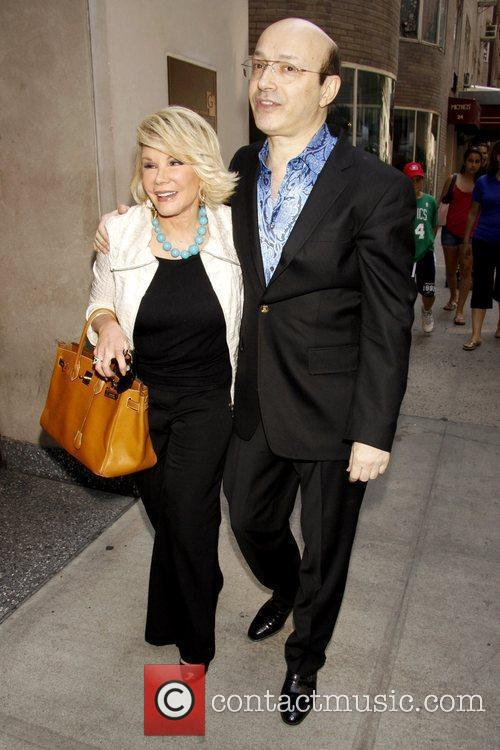 Joan Rivers, Norm Zada