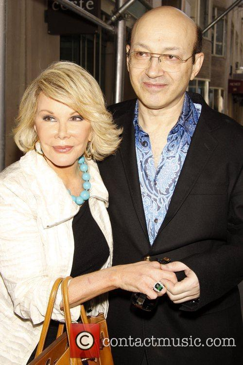 Joan Rivers and Norm Zada 11
