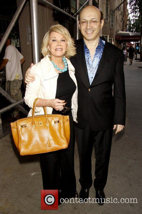 Joan Rivers and Norm Zada 4