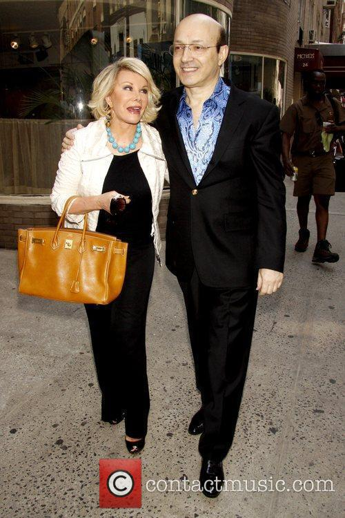 Joan Rivers and Norm Zada 3